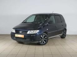 Hyundai Matrix 2005 г. (синий)