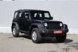 Jeep Wrangler 2013 г. (черный)
