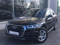Audi Q5 2018 г. (коричневый)
