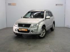 Suzuki Grand Vitara 2008 г. (серебряный)