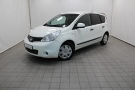 Nissan Note 2011 г. (белый)