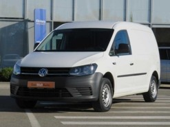 Volkswagen Caddy 2016 г. (белый)