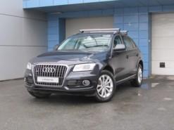 Audi Q5 2014 г. (черный)