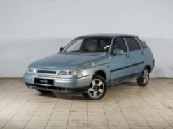 LADA 2112 2002 г. (серый)