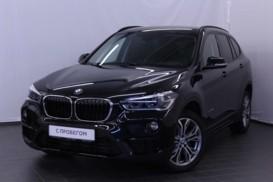 BMW X1 2017 г. (черный)