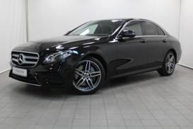 Mercedes-Benz E-klasse 2018 г. (черный)