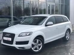 Audi Q7 2015 г. (белый)