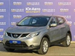 Nissan Qashqai 2014 г. (серебряный)