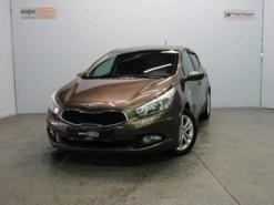 Kia Ceed 2013 г. (коричневый)