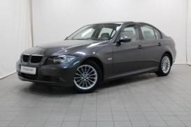 BMW 3er 2007 г. (серый)