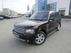 Land Rover Range Rover 2011 г. (коричневый)