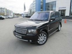 Land Rover Range Rover 2012 г. (черный)