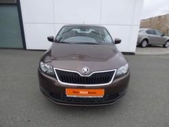 Škoda Rapid 2018 г. (коричневый)