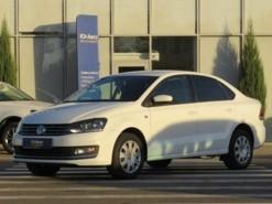 Volkswagen Polo 2017 г. (белый)