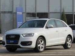 Audi Q3 2013 г. (белый)