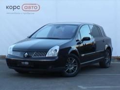Renault Vel Satis 2004 г. (черный)
