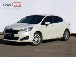 Citroen C4 2013 г. (белый)