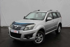Great Wall Hover H3, I 2014 г. (серый)