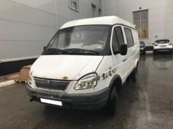 ГАЗ 2705 2003 г. (белый)