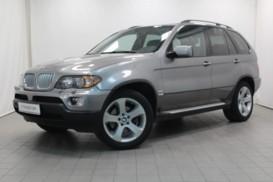 BMW X5 2005 г. (серый)