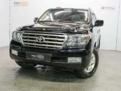 Toyota Land Cruiser 2009 г. (черный)