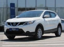 Nissan Qashqai 2014 г. (белый)