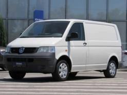 Volkswagen Transporter 2007 г. (белый)