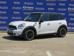 Mini Cooper Countryman 2011 г. (белый)