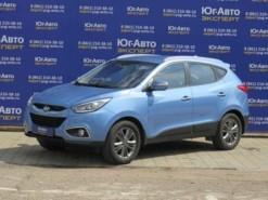 Hyundai ix35 2014 г. (голубой)