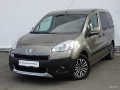 Peugeot Partner 2012 г. (коричневый)