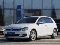Volkswagen Golf 2013 г. (белый)