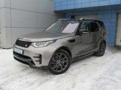 Land Rover Discovery 2017 г. (бежевый)