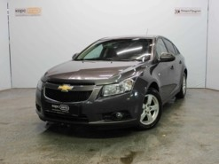 Chevrolet Cruze 2011 г. (серый)