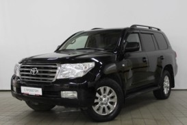 Toyota Land Cruiser 2008 г. (черный)