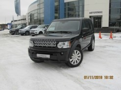 Land Rover Discovery 2013 г. (черный)