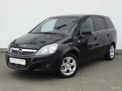 Opel Zafira 2010 г. (черный)