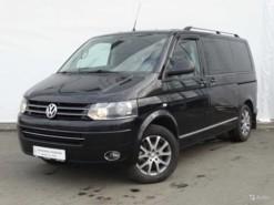Volkswagen Multivan 2011 г. (черный)