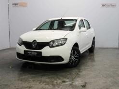 Renault Logan 2014 г. (белый)