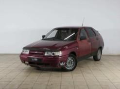 ВАЗ 2112 2001 г. (красный)