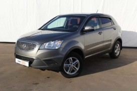 Ssang Yong Actyon 2013 г. (коричневый)