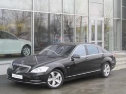 Mercedes-Benz S-klasse 2012 г. (черный)