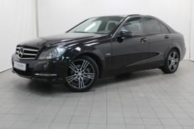 Mercedes-Benz C-klasse 2013 г. (черный)