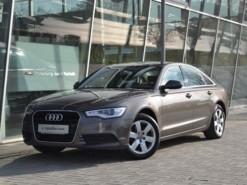 Audi A6 2011 г. (серый)