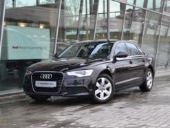 Audi A6 2013 г. (черный)