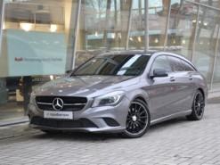 Mercedes-Benz CLA 2015 г. (серый)