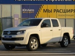 Volkswagen Amarok 2015 г. (белый)