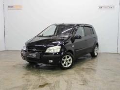 Hyundai Getz 2004 г. (черный)
