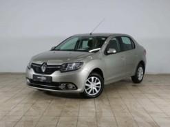 Renault Logan 2017 г. (бежевый)