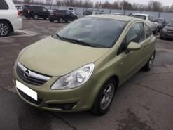 Opel Corsa 2007 г. (зеленый)