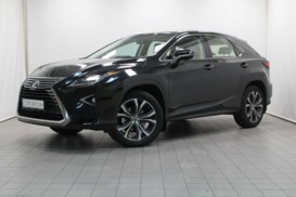 Lexus RX 2018 г. (черный)